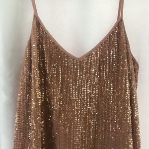 1.State Sequin Midi Dress NWOT